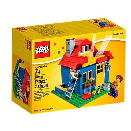 Lego Pojemnik na długopisy 40154
