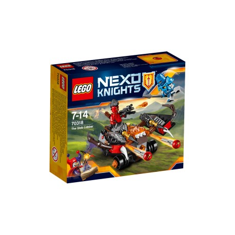 Lego Nexo Knights Katapulta 70318