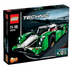 Lego Technic Superszybka wyścigówka 42039