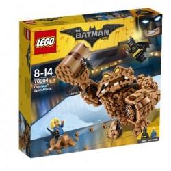 Lego Batman Atak Clayface'a 70904