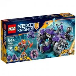 Lego Nexo Knights Trzej bracia 70350
