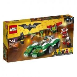 Lego Batman Wyścigówka Riddlera 70903