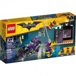 Lego Batman Motocykl Catwoman 70902
