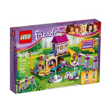 Lego Friends Plac zabaw w Heartlake 41325