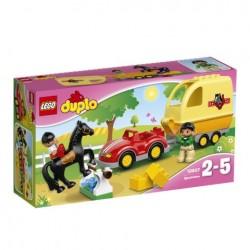Lego Duplo Przyczepa dla koni 10807