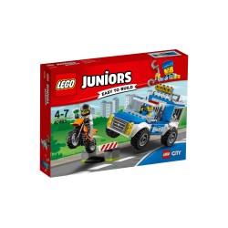 Lego Juniors Pościg furgonetką policyjną 10735