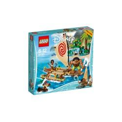 Lego Disney Oceaniczna podróż Vaiany 41150