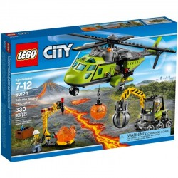 Lego City Helikopter dostawczy 60123