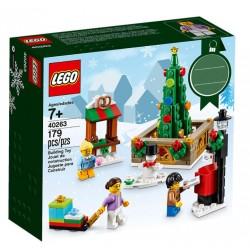 Lego Świąteczny Rynek LEGO 40263