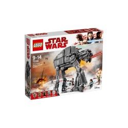 Lego Star Wars Ciężka maszyna krocząca Najwyższego Porządku 75189