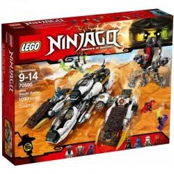 Lego Ninjago Niewykrywalny pojazd ninja 70595