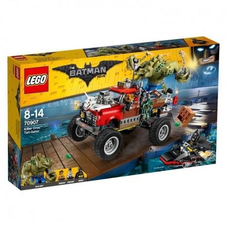 Lego Batman Pojazd Killer Croca 70907