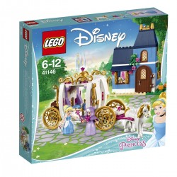 Lego Disney Czarodziejski wieczór Kopciuszka 41146