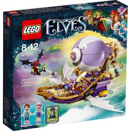 Lego Elves Sterowiec Airy 41184