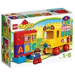 Lego Duplo Mój pierwszy autobus 10603