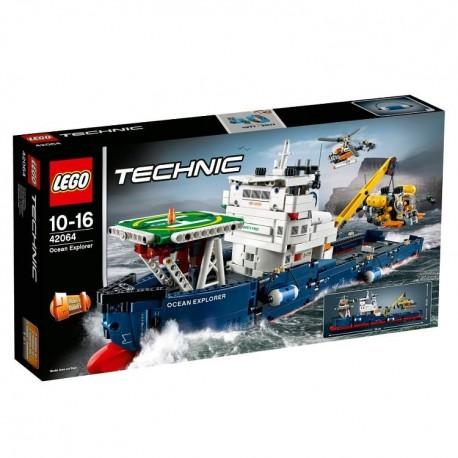 Lego Technic Statek badawczy 42064