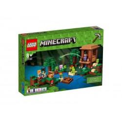 Lego Minecraft Chatka czarownicy 21133