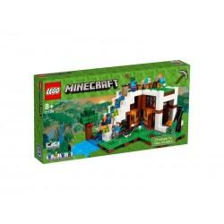Lego Minecraft Baza pod wodospadem 21134