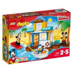 Lego Duplo Miki I Przyjaciele, Domek Na Plaży 10827