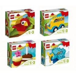 Zestaw Lego Duplo 10849, 10850, 10851, 10852