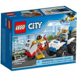 Lego City Pościg motocyklem 60135