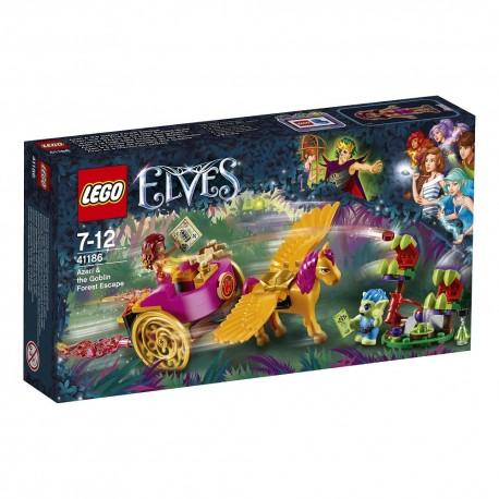 Lego Elves Azari i leśna ucieczka goblinów 41186