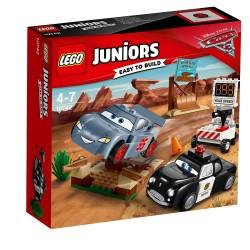 Lego Juniors Cars Trening szybkości 10742