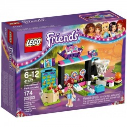 Lego Friends Automaty w parku rozrywki 41127