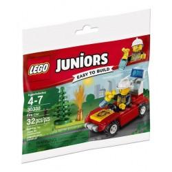 Saszetka LEGO Juniors Samochód strażacki 30338