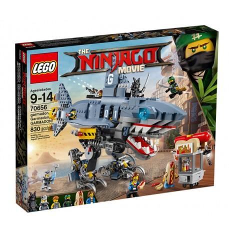 Lego Ninjago Garmadon, Garmadon, GARMADON 70656