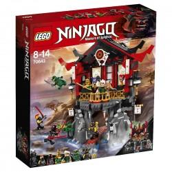 Lego Ninjago Świątynia Wskrzeszenia 70643
