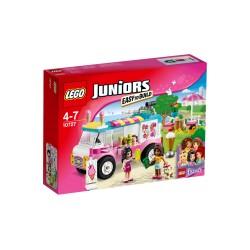 Lego Juniors Furgonetka z lodami Emmy 10727