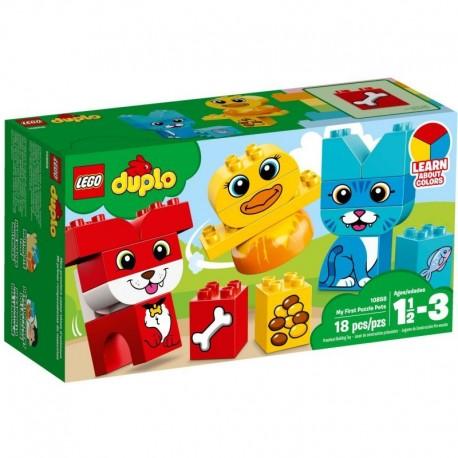 Lego Duplo Moje pierwsze zwierzątka 10858