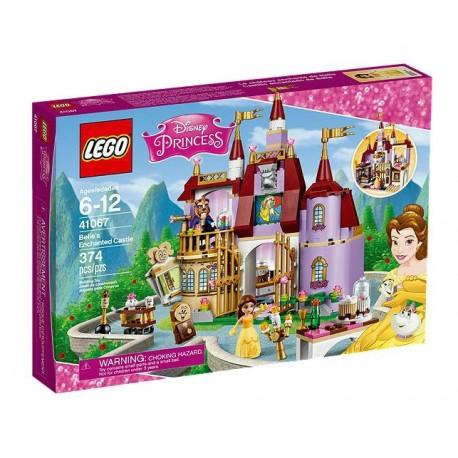 Lego Disney Princess Zaczarowany Zamek Belli 41067