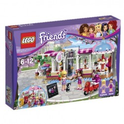 Lego Friends Cukiernia w Heartlake 41119
