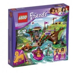 Lego Friends Spływ Pontonem 41121