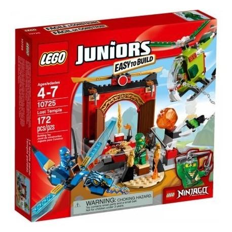 Lego Juniors Ninjago Zaginiona Świątynia
