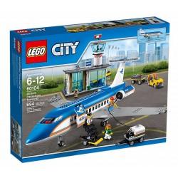 Lego City Lotniskowy Terminal 60104
