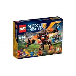 Lego Nexo Knights Schwytanie Królowej 70325