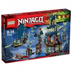 Lego Ninjago Miasto Siix 70732