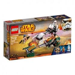 Lego Star Wars Superścigacz Ezry 75090
