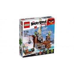 Lego Angry Birds Statek Piracki Świnek 75825