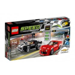 Lego Speed Chevrolet Cama 75874