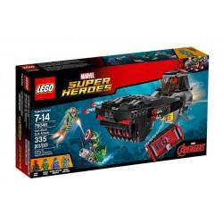 Lego Super Heroes Atak Żelaznej Czaszki 76048