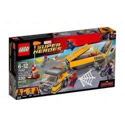 Lego Super Heroes Zatrzymanie Cysterny 76067