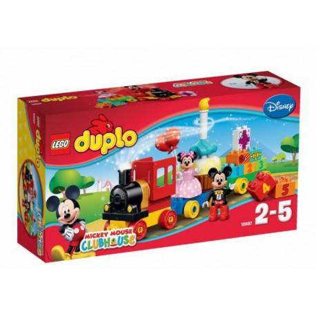 Lego Duplo Parada Urodzinowa 10597