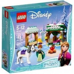 LEGO Disney Śniegowa przygoda Anny