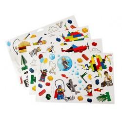 Lego Naklejki na ścianę