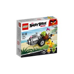 Lego Angry Birds Ucieczka Samochodem Świnek 75821