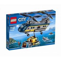 Lego City Helikopter Badaczy 60093